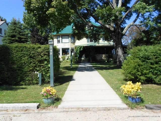 548 Main Street, Fryeburg, ME 04037 (MLS #1465025) :: Linscott Real Estate