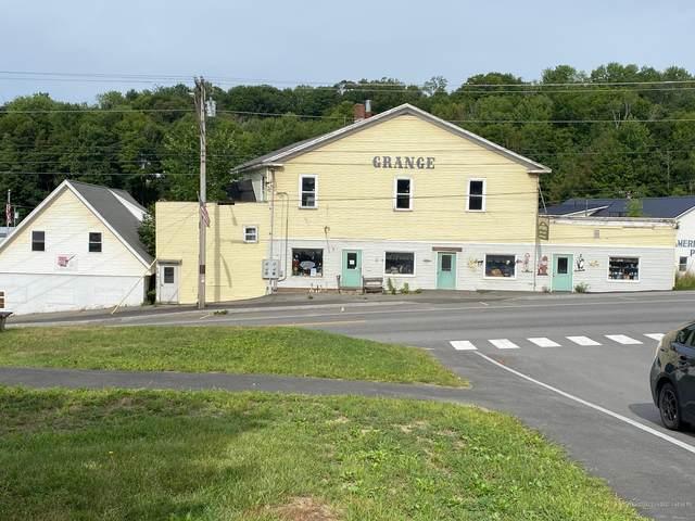 9 Grove Street, Dexter, ME 04930 (MLS #1466651) :: Keller Williams Realty