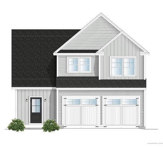 75 Bluebird Trail #21, Falmouth, ME 04105 (MLS #1467974) :: Keller Williams Realty