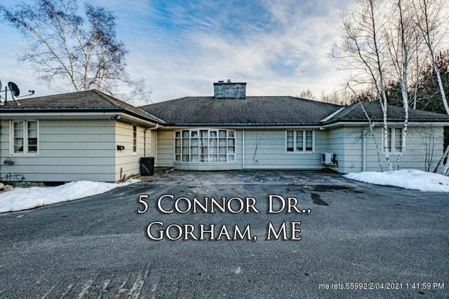 5 Connor Drive #12, Gorham, ME 04038 (MLS #1468200) :: Keller Williams Realty