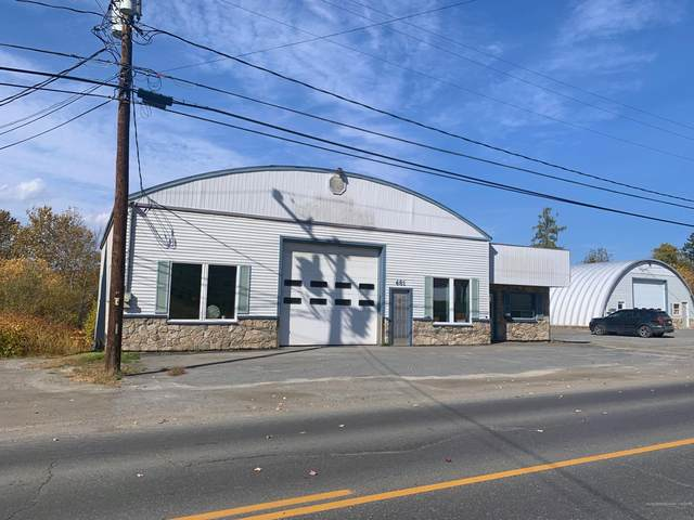 481 W Main Street, Fort Kent, ME 04743 (MLS #1470827) :: Keller Williams Realty