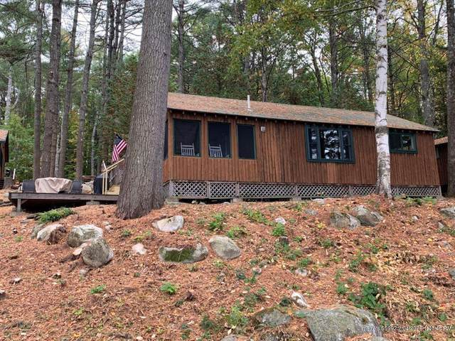 120 Sunny Shores Place #12, Oakland, ME 04963 (MLS #1474447) :: Keller Williams Realty