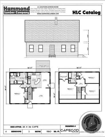 28 Saunders Road, Mechanic Falls, ME 04256 (MLS #1477074) :: Linscott Real Estate