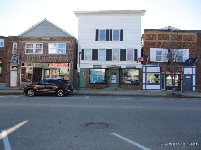 125 Main Street, Winthrop, ME 04364 (MLS #1477136) :: Keller Williams Realty