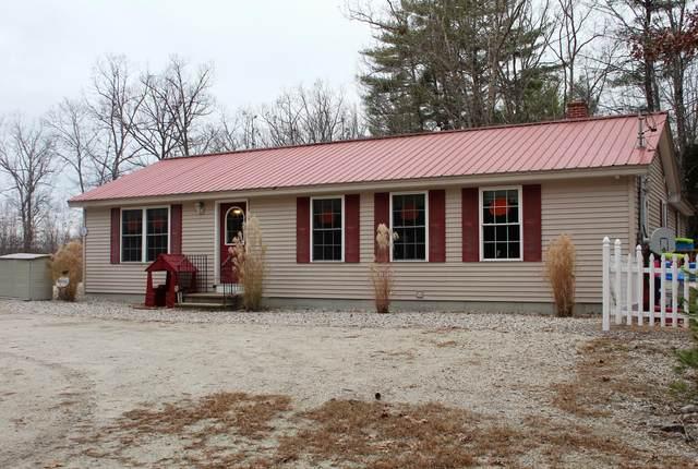 61 Depot Road, Baldwin, ME 04091 (MLS #1477424) :: Keller Williams Realty
