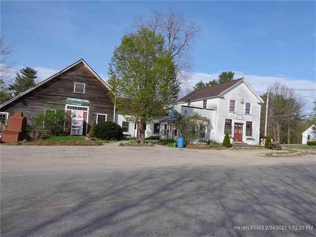 3 & 7 Back Road, Shapleigh, ME 04076 (MLS #1480361) :: Linscott Real Estate