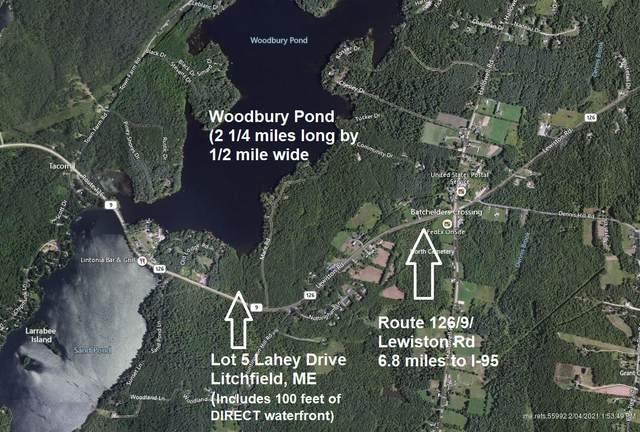 Lot 5 Lahey Drive, Litchfield, ME 04350 (MLS #1480999) :: Keller Williams Realty