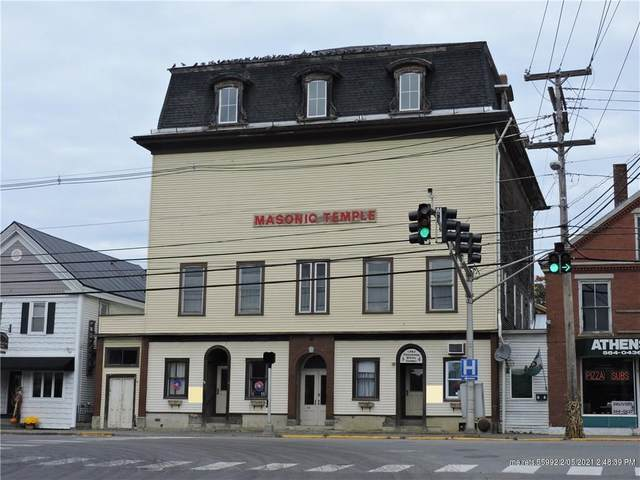 54 E Main Street, Dover Foxcroft, ME 04426 (MLS #1481470) :: Keller Williams Realty