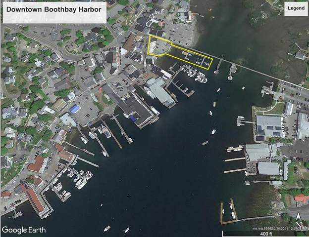 19 By Way, Boothbay Harbor, ME 04538 (MLS #1482448) :: Linscott Real Estate