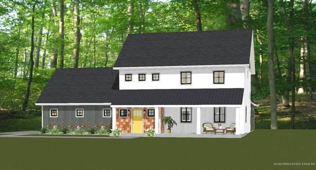 Lot 1 Red Oak Drive, Wiscasset, ME 04578 (MLS #1482668) :: Keller Williams Realty