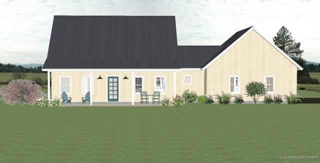Lot 2 Red Oak Drive, Wiscasset, ME 04578 (MLS #1482669) :: Keller Williams Realty
