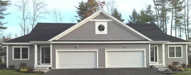 34 Maneta Drive #0, Saco, ME 04072 (MLS #1483398) :: Linscott Real Estate