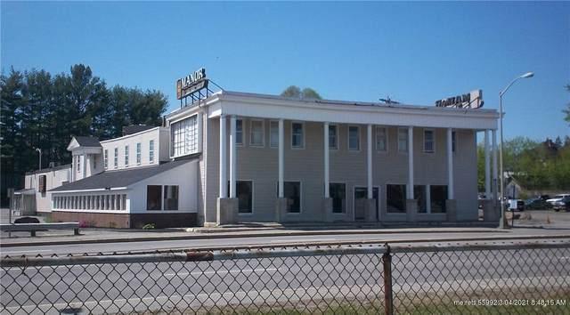 54 College Avenue, Waterville, ME 04901 (MLS #1483431) :: Keller Williams Realty
