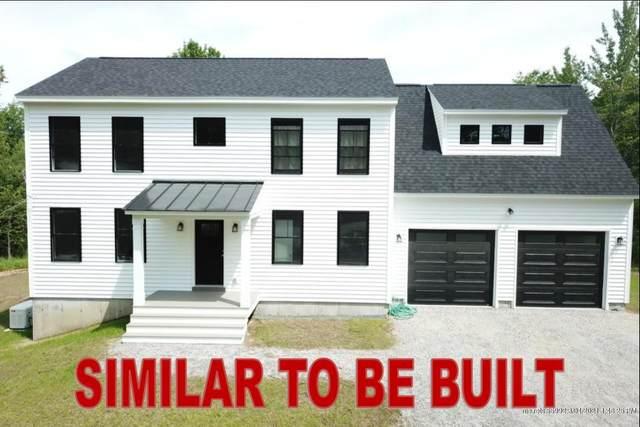 Lot 10 TBB Truman Day Farm Estates, Durham, ME 04222 (MLS #1483474) :: Keller Williams Realty