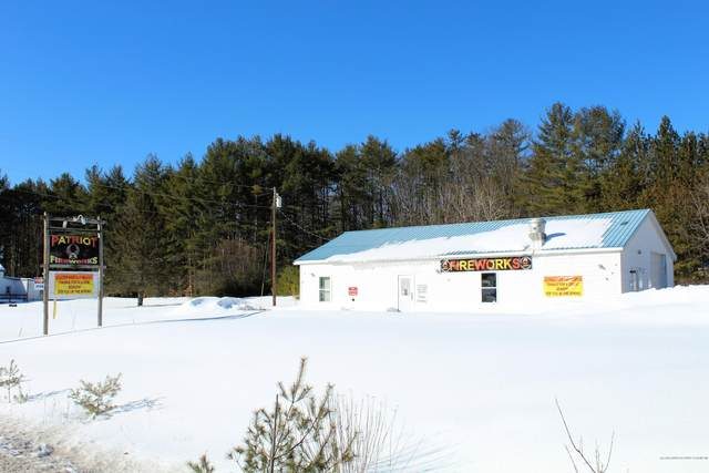 1887 Federal Road, Livermore, ME 04253 (MLS #1484266) :: Keller Williams Realty