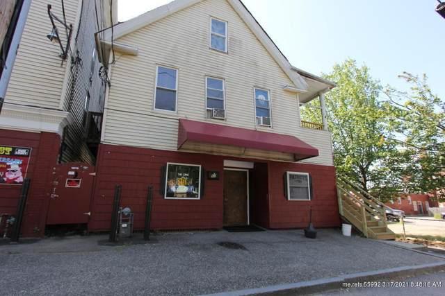97 & 99 Ash Street, Lewiston, ME 04240 (MLS #1484591) :: Keller Williams Realty