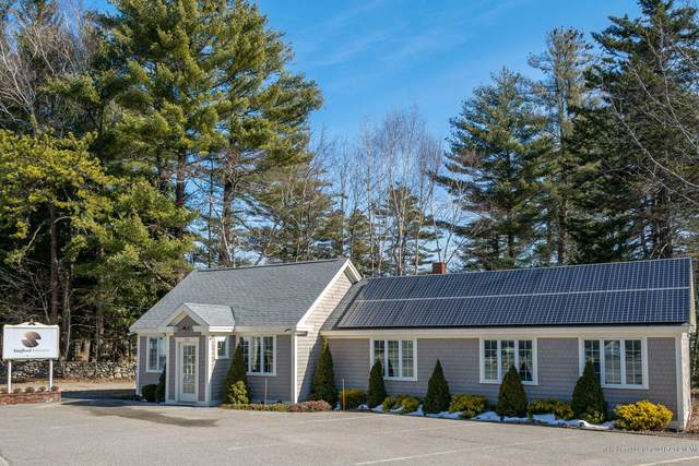 301 Foreside Road, Falmouth, ME 04105 (MLS #1485436) :: Keller Williams Realty