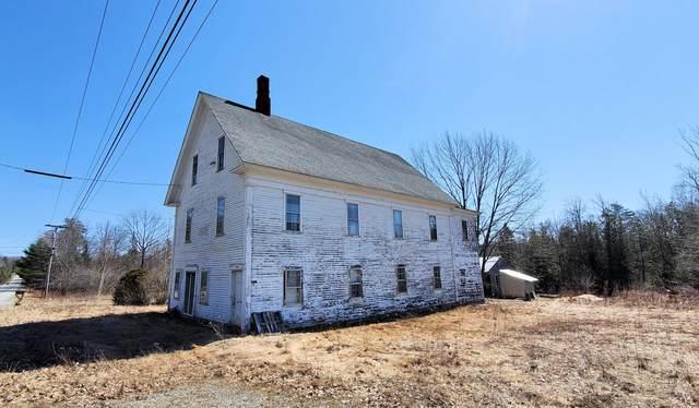 696 Bangor Road, Troy, ME 04987 (MLS #1486100) :: Keller Williams Realty