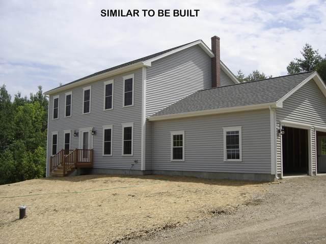 24 Bluff Drive Lot 4, Turner, ME 04282 (MLS #1486685) :: Keller Williams Realty