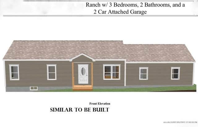 28 Shire Lane, Lot 10, Turner, ME 04282 (MLS #1486811) :: Keller Williams Realty