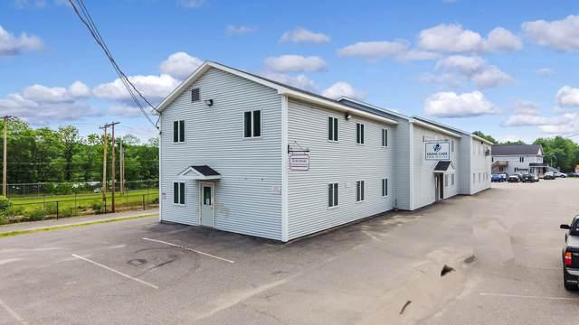 347 & 337 Maine Avenue, Farmingdale, ME 04344 (MLS #1487792) :: Keller Williams Realty