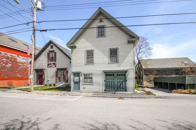 116 Second Street A1, Hallowell, ME 04347 (MLS #1488071) :: Keller Williams Realty