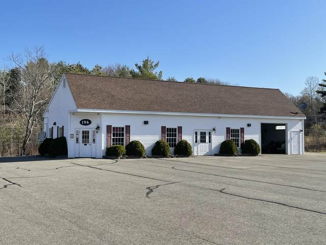 196 Wiscasset Road, Pittston, ME 04345 (MLS #1488194) :: Keller Williams Realty