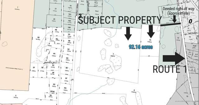 00 Mountain, Arundel, ME 04046 (MLS #1488434) :: Linscott Real Estate