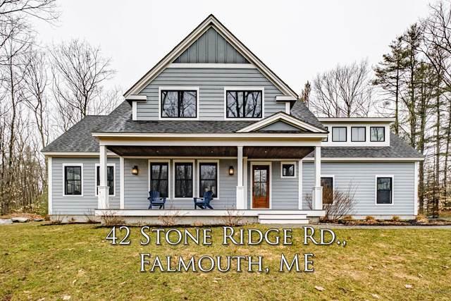42 Stone Ridge Road, Falmouth, ME 04105 (MLS #1488587) :: Keller Williams Realty