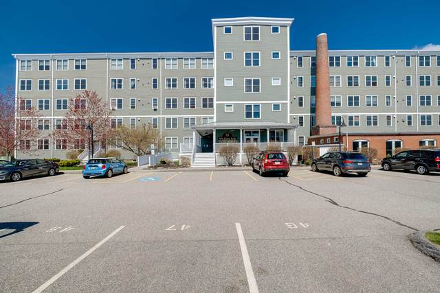 18 Park Street #301, Saco, ME 04072 (MLS #1489029) :: Keller Williams Realty
