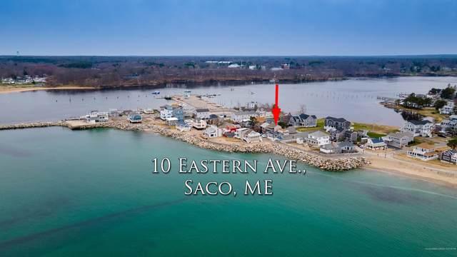 10 Eastern Avenue #10, Saco, ME 04072 (MLS #1489154) :: Keller Williams Realty