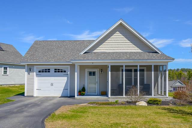 9B Willett Brook Cottages Street, Bridgton, ME 04009 (MLS #1489491) :: Keller Williams Realty