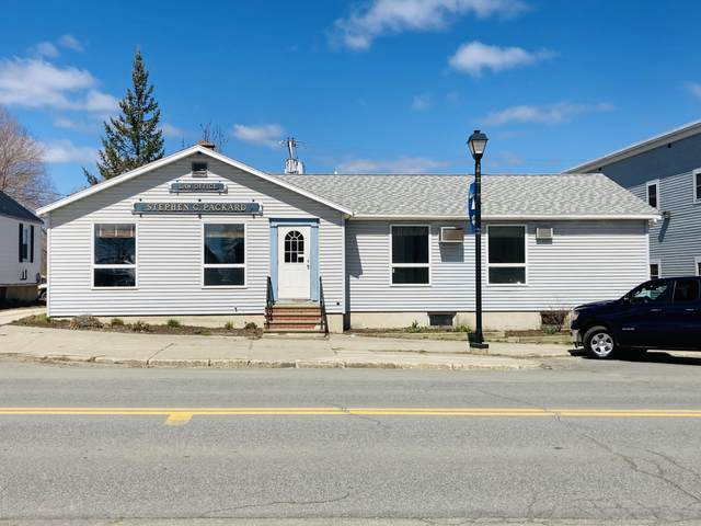 152 Main Street, Newport, ME 04953 (MLS #1489545) :: Keller Williams Realty