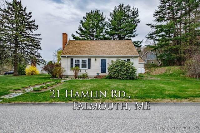 21 Hamlin Road, Falmouth, ME 04105 (MLS #1489653) :: Keller Williams Realty