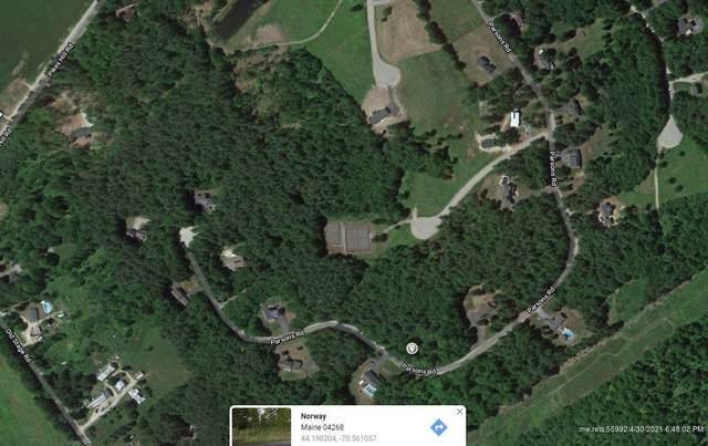 Lot 43 Parsons Road, Norway, ME 04268 (MLS #1489784) :: Keller Williams Realty