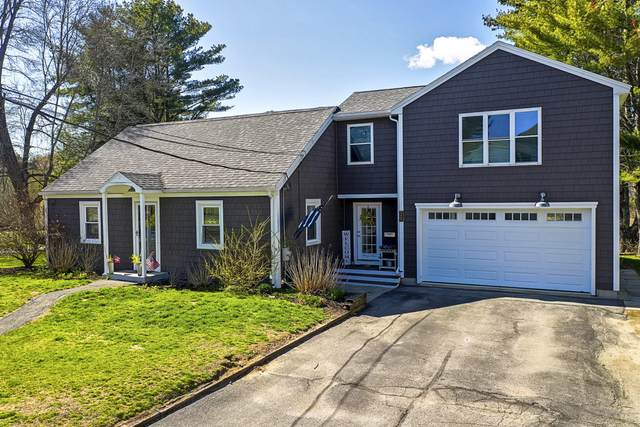 39 Mayberry Lane, Yarmouth, ME 04096 (MLS #1490319) :: Keller Williams Realty