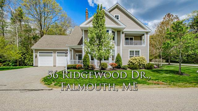 56 Ridgewood Drive B2, Falmouth, ME 04105 (MLS #1491699) :: Keller Williams Realty