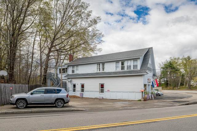 33 Old Post Road, Kittery, ME 03904 (MLS #1491751) :: Keller Williams Realty
