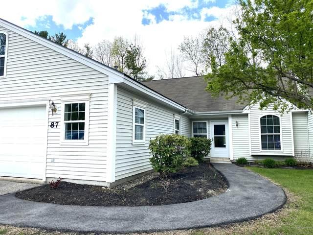 87 Cumberland Unit Lane #87, Gorham, ME 04038 (MLS #1491819) :: Keller Williams Realty
