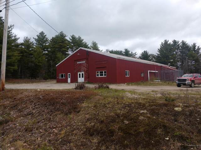 1493 Rt 1, Gouldsboro, ME 04607 (MLS #1494371) :: Linscott Real Estate