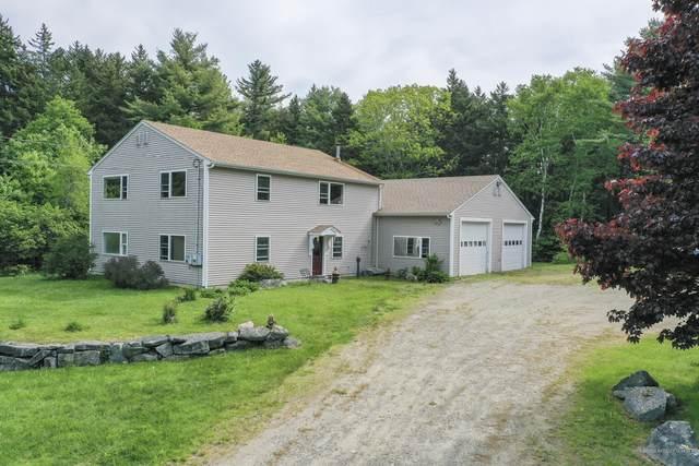 657 Wallston Road, Saint George, ME 04860 (MLS #1495107) :: Linscott Real Estate
