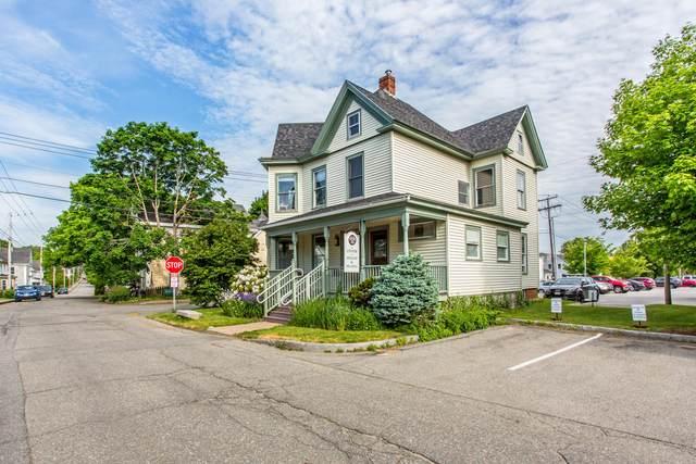 17 Masonic Street, Rockland, ME 04841 (MLS #1495858) :: Linscott Real Estate