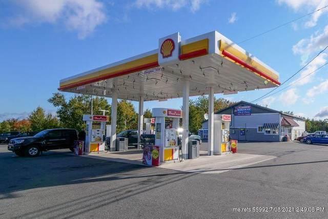 110 Downeast Highway, Ellsworth, ME 04605 (MLS #1499844) :: Linscott Real Estate