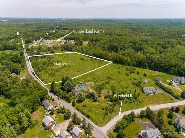 4/6/8 County Rd Mblu 4/6/8 Road, Gorham, ME 04038 (MLS #1499894) :: Linscott Real Estate