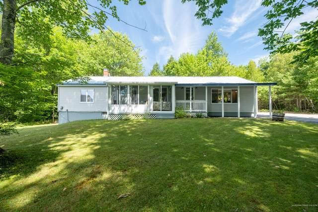 132 Lewiston Road, New Gloucester, ME 04260 (MLS #1500065) :: Linscott Real Estate