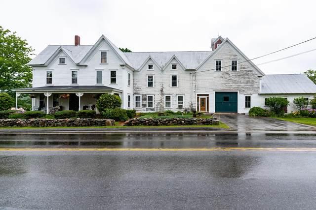 2 Townhouse Road, Waterboro, ME 04030 (MLS #1500796) :: Linscott Real Estate