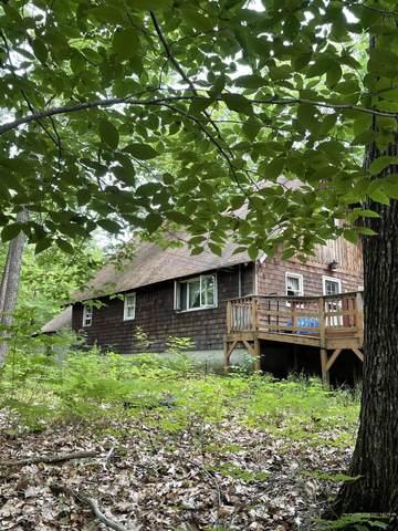 161 Thompson Lake Shores Road, Casco, ME 04015 (MLS #1501123) :: Linscott Real Estate