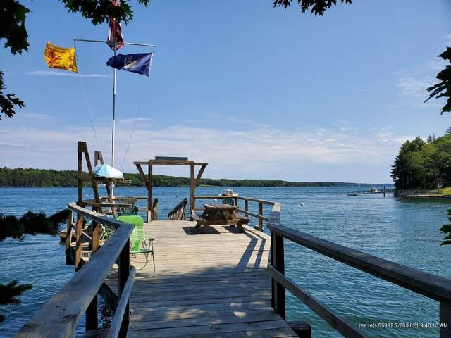 0 Firth Drive, Boothbay, ME 04537 (MLS #1501380) :: Linscott Real Estate