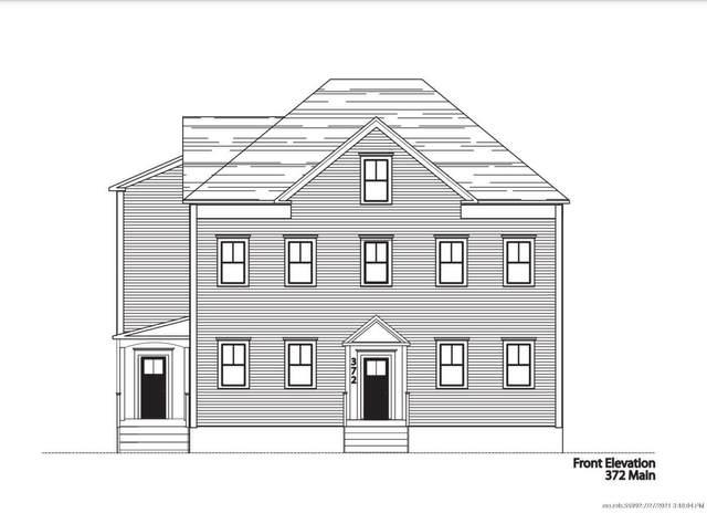 372 Main Street #3, Saco, ME 04072 (MLS #1502542) :: Linscott Real Estate