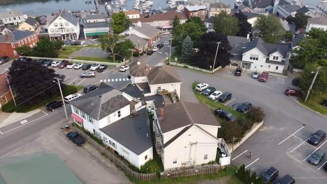 10 Oak Street, Boothbay Harbor, ME 04538 (MLS #1502566) :: Linscott Real Estate